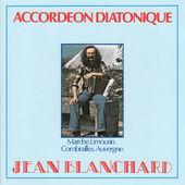 Pochette « Accordéon diatonique par Jean Blanchard »