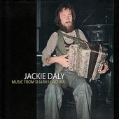 Pochette « Music from Sliabh Luachra par Jackie Daly »