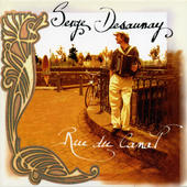 Pochette « Rue du canal par Serge Desaunay »