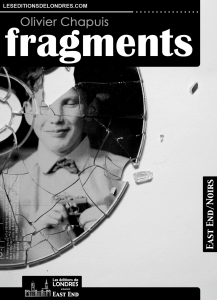 Couverture d'ouvrage : Fragments - Olivier Chapuis