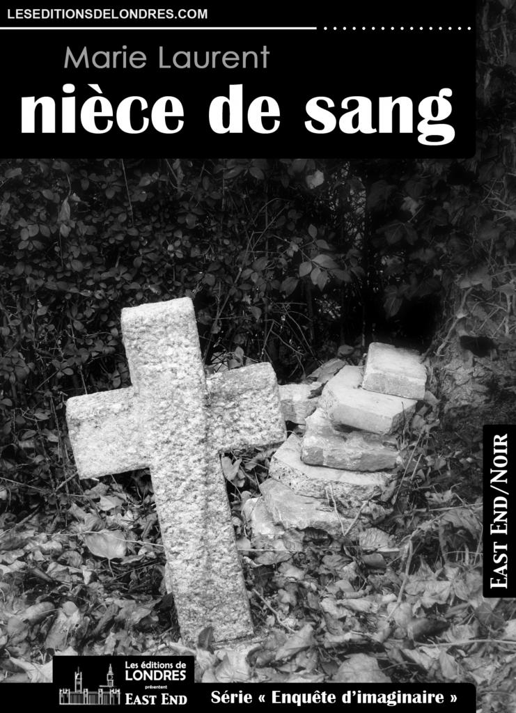 Couverture d'ouvrage: Nièce de sang - Marie Laurent