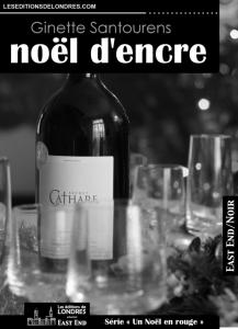 Couverture d'ouvrage: Noël d'encre - Ginette Santourens