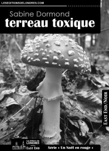Couverture d'ouvrage: Terreau toxique - Sabine Dormond